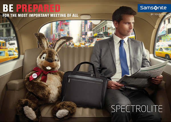 Samsonite Spectrolite Blog