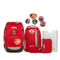 Ergobag Pack 6-teiliges Schulrucksack-Set