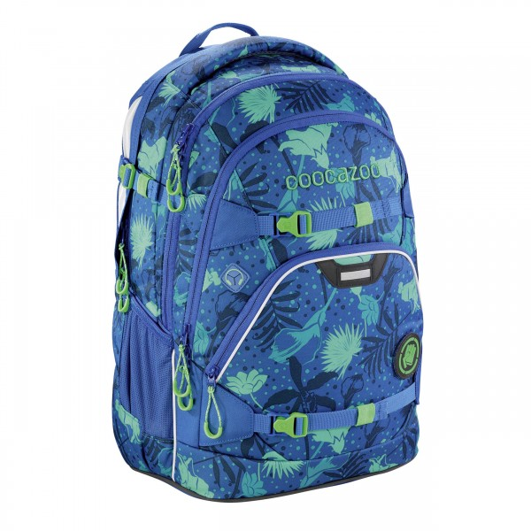 Coocazoo ScaleRale Tropical Blue #183609
