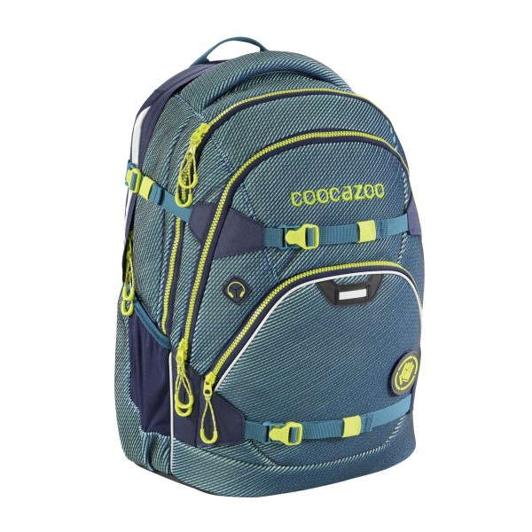 Coocazoo ScaleRale limited Edition Chameleon Blue #183653