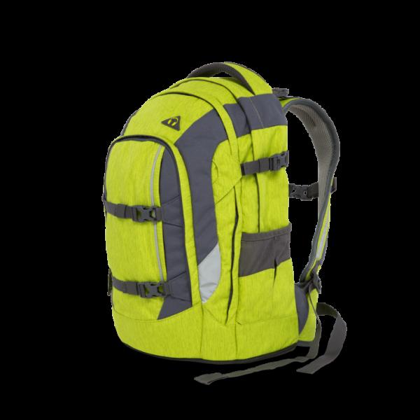 Satch Pack Schulrucksack Ginger Lime #SAT-SIN-001-206