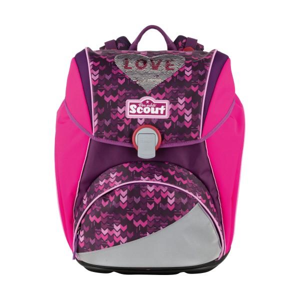 Scout Alpha Premium Glitter Heart #74420230400