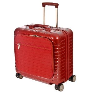 Rimowa Salsa Deluxe Hybrid Business Multiwheel orientrot #840.40.53.4