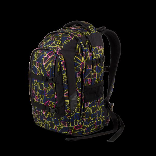 Satch Pack Schulrucksack Disco Frisco #SAT-SIN-001-9K5