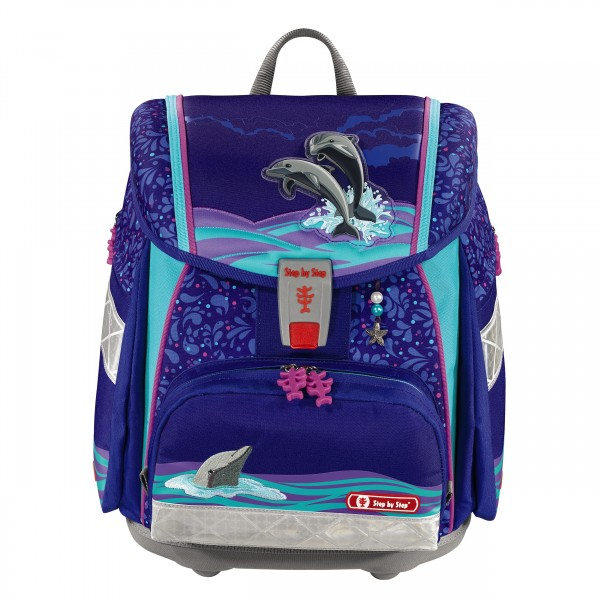 Step by Step Touch 2 Flash Happy Dolphins #139132