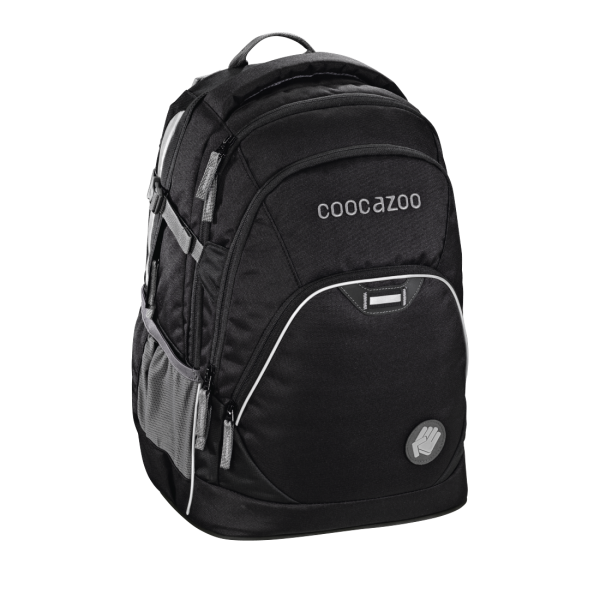 Coocazoo EvverClevver2 Schulrucksack Beautiful Black #129868