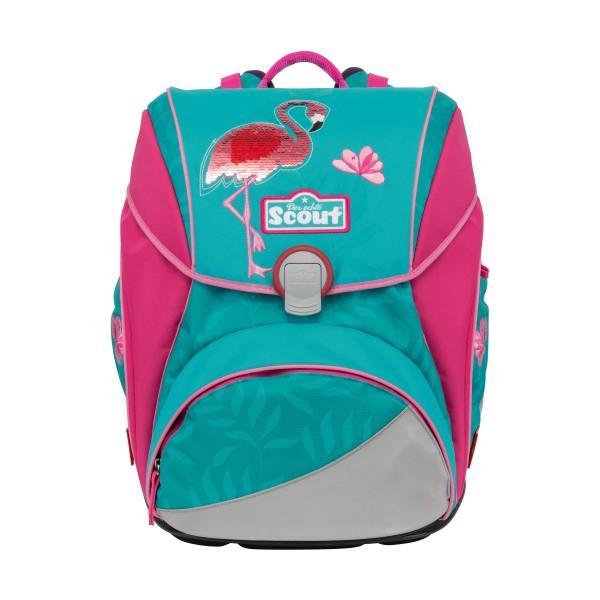 Scout Alpha Premium Glitter Flamingo 4-tlg. #74420236300