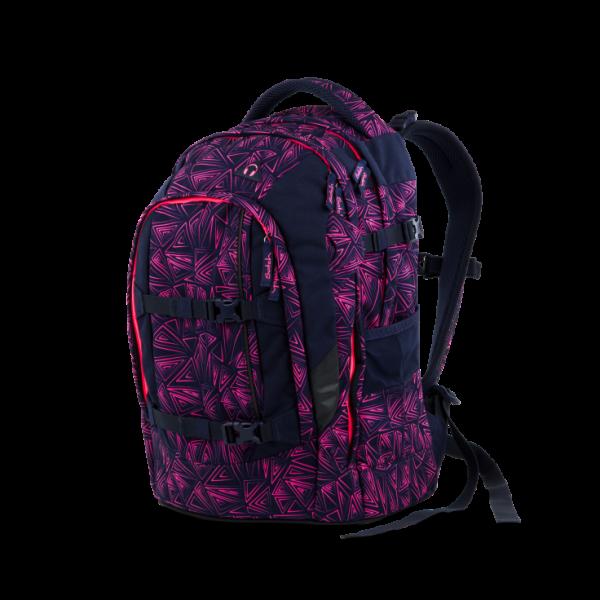 Satch Pack Schulrucksack Pink Bermuda #SAT-SIN-002-9K8