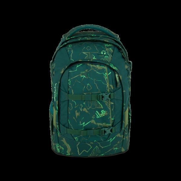 Satch Pack Schulrucksack Green Compass #SAT-SIN-001-9U2