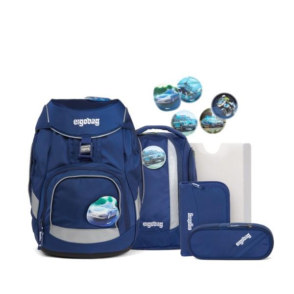 Ergobag Pack BlaulichtBär #ERG-SET-005-301