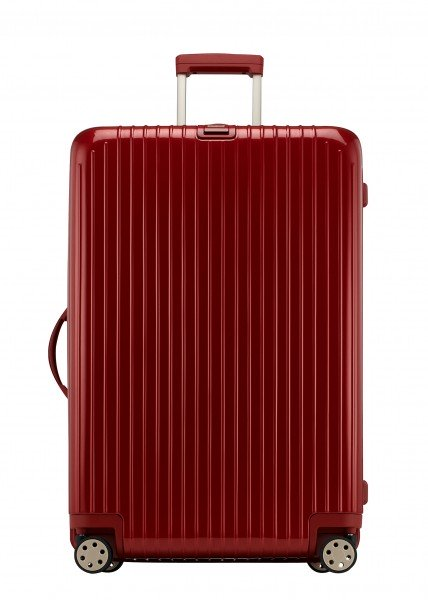 Rimowa Salsa Deluxe 3-Suiter Electronic Tag orientrot #831.80.53.5