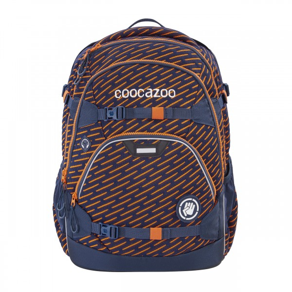 Coocazoo ScaleRale FreakaSneaka Orange Blue #188132