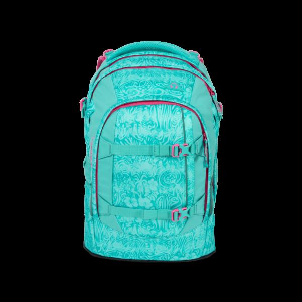 Satch Pack Schulrucksack Aloha Mint #SAT-SIN-001-9X9