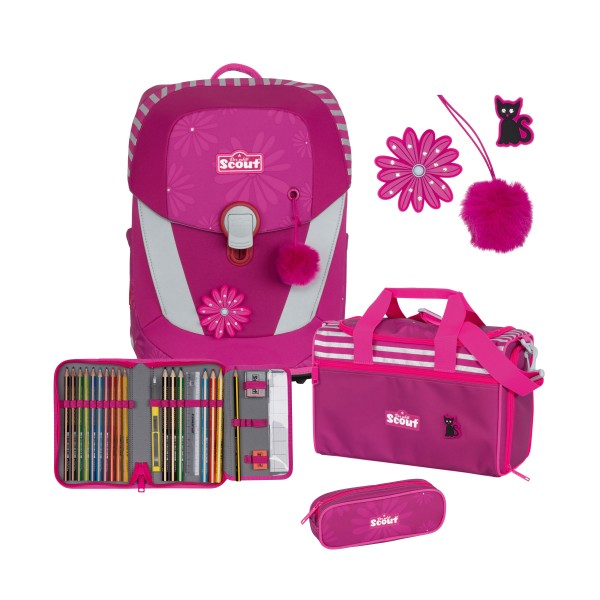 Scout Sunny II Pretty Pink 4-tlg inkl. 3 Funny Snaps #73450684300