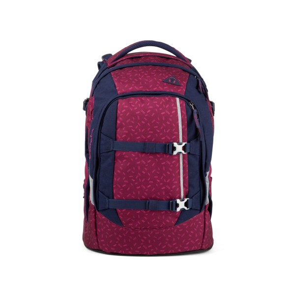 Satch Pack Schulrucksack Blazing Purple #SAT-SIN-001-9R7