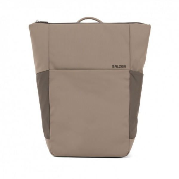 SALZEN Vertiplorer Fabric Plain Backpack #ZEN-PBP-001-858