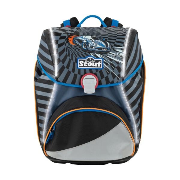 Scout Alpha Safety Light Power Car #74420062100