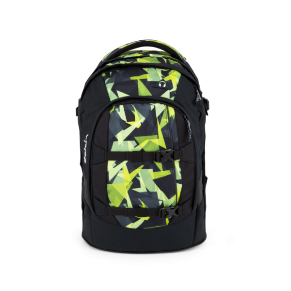 Satch Pack Schulrucksack Gravity Jungle #SAT-SIN-001-9Q9