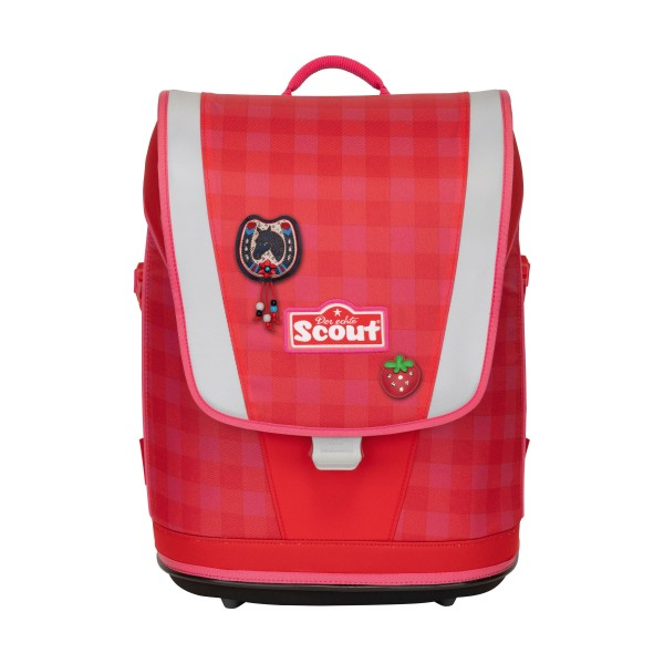 Scout Ultra Red Gingham #75400612300