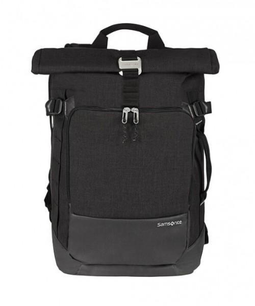 Samsonite Ziproll Backpack Laptop M black #CO6*09002