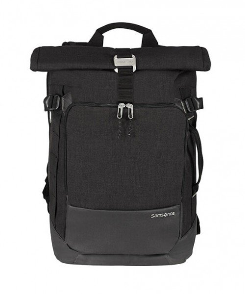 Samsonite Ziproll Backpack Laptop M black #CO6*09002