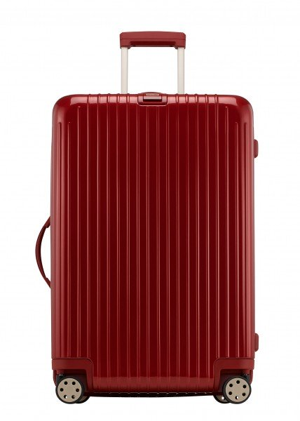 Rimowa Salsa Deluxe 3-Suiter Electronic Tag orientrot #831.75.53.5