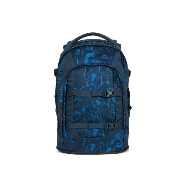 Satch Pack Schulrucksack Blue Compass #SAT-SIN-001-9X2