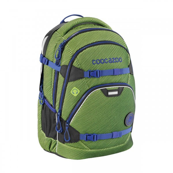 Coocazoo ScaleRale limited Edition Chameleon Green #183654